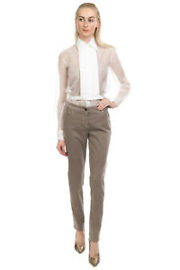 RRP €200 PME PESERICO Trousers Size 46 / L Stretch Garment Dye Made in Italy