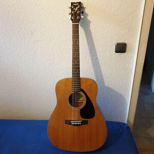 Yamaha FG-413S akustische Gitarre Made in Kaohsiung Taiwan mit Koffer