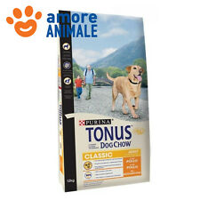 Purina Tonus Classic Adult 12 Kg - Crocchette cane adulto al Pollo