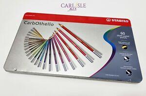Stabilo CarbOthello Pastel Pencil 60 Piece Set