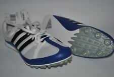 Adidas TECHSTAR ALLAROUND spikes running shoes Tracka & Field UK8 US8.5 EUR42