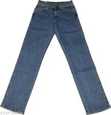 Wrangler Herren-Straight-Cut-Jeans niedriger Hosengröße W31 (en)