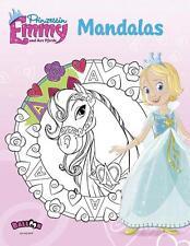 Prinzessin Emmy und ihre Pferde - Mandalas '