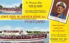 CAPT. GEO. W. DAVIS & SONS, INC. DEEP SEA PARTY FISHING BOATS, PANAMA CITY, FL
