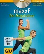 maxxF - Der Megatrainer (mit DVD) (GU Multimedia) von Bo... | Buch | Zustand gut
