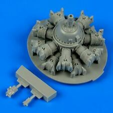 QUICKBOOST 1/48 HELLDIVER ENGINE FOR RMX & ATE | 48560