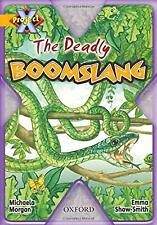 Project X: Communication: The Deadly Boomslang, Morgan, Michaela, Used; Good Boo