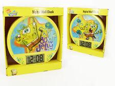 Spongebob Orologio da muro digitale - Digital Wall Clock sbc179