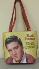 Official Elvis Presley King Creole Tote Bag NWT