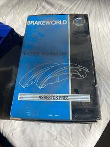 Brake World Brake Shoes BW1050 New Old Stock