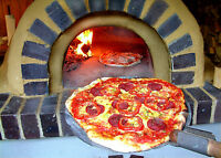 Pizzaofen Steinbackofen Holzbackofen für Brot und Pizza - Bauanleitung auf CD