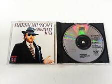 HARRY NILSSON GREATEST HITS - JAPAN CD 1983