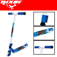 Pro Kick Scooter White/ Blue urban scooter