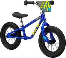 Blue Kids 12 Inch Wheels Balance Bike-Balance & Steer Without Training Wheels.
