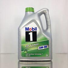 5 Liter Mobil 1 ESP Formula 5W-30  BMW Longlife 04, MB 229.31/229.51
