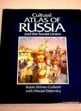 Cultural Atlas of Russia and the Soviet Union By Robin Milner-Gulland, Nikolai