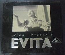 1996 EVITA MADONNA Antonio Banderas Memorial BOX SET 2 VHS & Portraits MEGA RARE