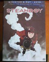 Steamboy Director's Cut - 2 DvD - Nuevo y precintado
