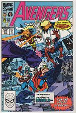 Avengers #316 VF Key 1st Spider-Man Joins Team Captain America Civil War movie
