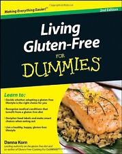 Living Gluten-Free For Dummies by Danna Korn