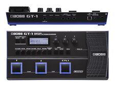BOSS GT-1 PEDALIERA MULTIEFFETTO GT1  x chitarra elettrica,nuova!