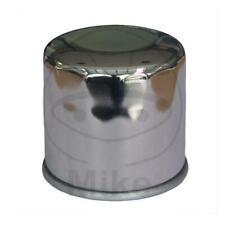 HIFLO Oil Filter Chrome hf204c