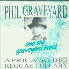 "7"" Phil Graveyard & The Graveyard Band/Africa So Big (Belgium)"