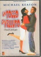 UN TOCCO DI VELLUTO (Touch and go) Michael Keaton DVD ITA PAL