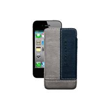 Custodia Porta iPhone 4 | Piquadro Vibe | AC2764VI-Grigio/Blu