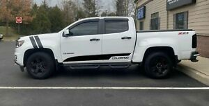 Rocker Stripe Set for 2015-2021 Chevrolet Colorado