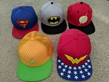 Justice League (Set of 5) Snapback Hats