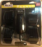 "Wahl Peanut Clipper/Trimmer 8655 Hair Cut  ""Black""  New - Unisex Clippers"