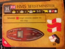 Pirates of the Barbary Coast #051 HMS Westminster Pocketmodel CSG NrMint-MINT