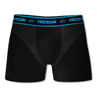 FreeGun Aktiv Mesh Panel Men's Boxer Shorts Trunks Briefs Adults Underwear Sport