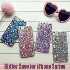 Glitter Case For iPhone 11 XS Max 8 7+ 6s 5 XR Soft TPU Shockproof Phone Cover