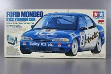 Rare New Open Box 1/10 Tamiya R/C 58143 Ford Mondeo Btcc Touring Car Ff Chassis