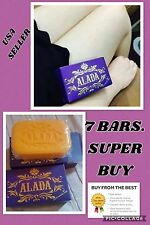 7 X Alada Whitening Soap. Lot Of 7 �Authentic �Usa Seller
