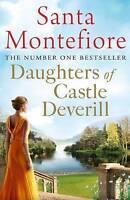 Daughters of Castle Deverill, Montefiore, Santa, Very Good Book