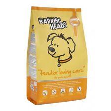 2 x 12 kg BARKING HEADS Tender Loving Care Doux Digestion Nourriture pour chien £ 3.10 kg