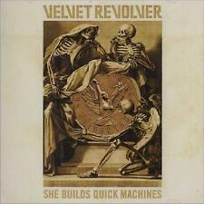 Velvet Revolver(CD Single)She Builds Quick Machines-RCA-EU-2007-New