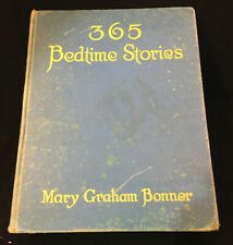 365 Bedtime Stories - Mary Graham Bonner (1923, 1st Edition, Hardcover)