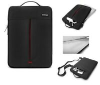 "Laptop Shoulder Sleeve Bag Case Carry For Mac Pro 15"" Macbook 17"" Notebook Cover"