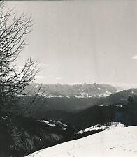 ALPES-MARITIMES c. 1940 - 4 Photos  Valberg  Provence  - L 85
