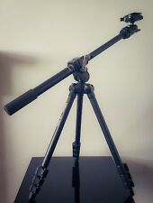 Velbon VS-443 Tripod + QHD-53 Ball Head + V4 Vario Height Extender Excellent
