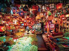 Ceaco Bon Voyage Jigsaw Puzzle Travel Photography Turkey Market 1000 Piece
