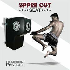 Uppercut Pad Seat Punch Bag Kick Boxing Focus Shield Strike Martial Art Training