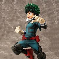 "My Hero Academia Boku Deku Izuku Midoriya 10.2"" inch Action Figure Toy Gift Box"