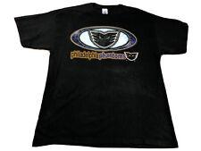 Vintage Logo 7 Philadelphia Phantoms Black T-Shirt Size XL