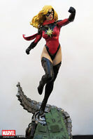 XM Studios Ms Marvel 1/4 Scale Statue Figure *SEALED WITH COIN* FREE SHIPPING!