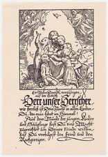 neue AK Ansichtskarte DDR 1955 mit kirchlichem bzw. biblischem Zitat ungelaufen